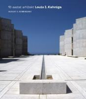 18 aastat arhitekt Louis I. Kahniga - 18 Years with Architect Louis I. Kahn