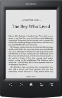 PRS-T2 SONY 6 inch Touchscreen WiFi eReader - Black