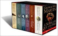 A Game of Thrones: the Story Continues: The Complete Box Set of All 6 Books