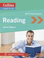 Reading: A2, Reading: A2