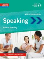 Collins English for Life: Skills - Speaking