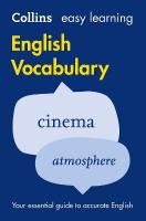 Easy Learning English Vocabulary 2nd Revised edition, Easy Learning English Vocabulary