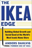 IKEA Edge: Building Global Growth and Social Good at the World