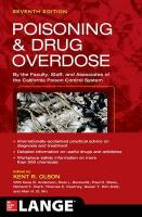 Poisoning and Drug Overdose, Seventh Edition 7th edition