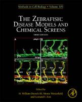 Zebrafish: Disease Models and Chemical Screens: Disease Models and Chemical Screens 3rd edition, Volume 105