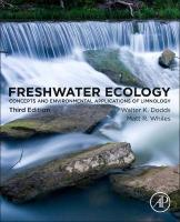 Freshwater Ecology: Concepts and Environmental Applications of Limnology 3rd edition