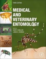 Medical and Veterinary Entomology 3rd edition