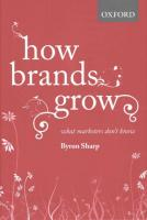 How Brands Grow and How Brands Grow Part 2, Part 2