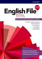 English File: Elementary: Teacher's Guide with Teacher's Resource Centre 4th Revised edition