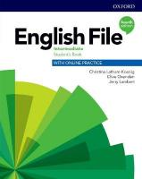 English File: Intermediate: Student's Book with Online Practice 4th Revised edition