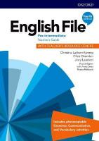 English File: Pre-Intermediate: Teacher's Guide with Teacher's Resource Centre 4th Revised edition