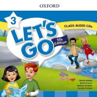 Let's Go: Level 3: Class Audio CDs 5th Revised edition
