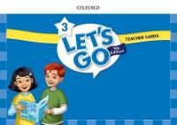 Let's Go: Level 3: Teacher Cards 5th Revised edition