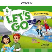 Let's Go: Level 4: Class Audio CDs 5th Revised edition