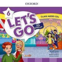 Let's Go: Level 6: Class Audio CDs 5th Revised edition