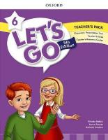 Let's Go: Level 6: Teacher's Pack 5th Revised edition