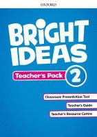 Bright Ideas: Level 2: Teacher's Pack: Inspire curiosity, inspire achievement
