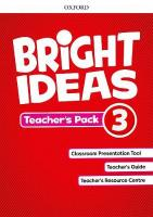 Bright Ideas: Level 3: Teacher's Pack: Inspire curiosity, inspire achievement