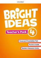 Bright Ideas: Level 4: Teacher's Pack: Inspire curiosity, inspire achievement