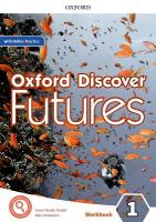 Oxford Discover Futures: Level 1: Workbook with Online Practice