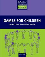 Games for Children illustrated edition