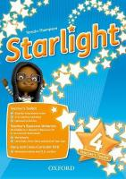 Starlight: Level 4: Teacher's Toolkit: Succeed and Shine