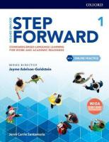 Step Forward: Level 1: Student Book with Online Practice 2nd Revised edition
