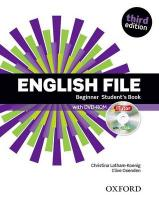 English File: Beginner: Student's Book with iTutor: The best way to get your students talking 3rd Revised edition