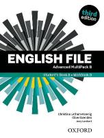 English File: Advanced: Student's Book/Workbook MultiPack B 3rd Revised edition