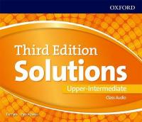 Solutions: Upper-Intermediate: Class Audio CDs 3rd Revised edition