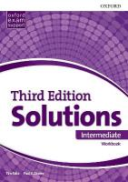 Solutions: Intermediate: Workbook: Leading the way to success 3rd Revised edition, Intermediate workbook
