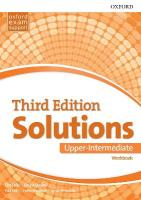 Solutions: Upper-Intermediate: Workbook: Leading the way to success 3rd Revised edition