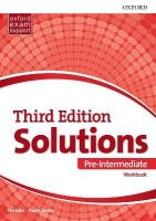 Solutions: Pre-Intermediate: Workbook: Leading the way to success 3rd Revised edition