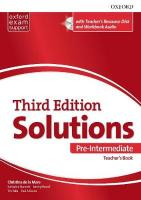 Solutions: Pre-Intermediate: Teacher's Pack: Leading the way to success 3rd Revised edition, Pre-intermediate, Solutions: Pre-Intermediate: Teacher's Pack
