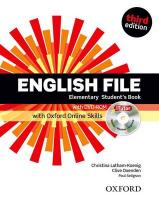 English File third edition: Elementary: Student's Book with iTutor and   Online Skills 3rd Revised edition