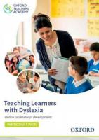 Teaching Learners with Dyslexia Participant Code Card