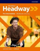 Headway: Pre-Intermediate: Workbook without key 5th Revised edition