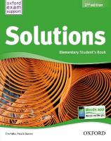 Solutions: Elementary: Student's Book 2nd Revised edition, Elementary, Solutions: Elementary: Student's Book