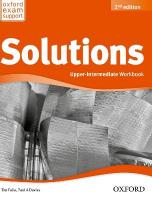Solutions: Upper-Intermediate: Workbook 2nd Revised edition