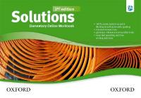 Solutions: Elementary: Online Workbook - Card with Access Code: An Enhanced Edition of the Popular English Course for Secondary Students,   Now with a Multi-Dimensional Package to Cater to a Range of Abilities in the   Classroom 2nd Revised edition