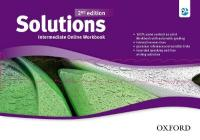 Solutions: Intermediate: Online Workbook - Card with Access Code 2nd Revised edition