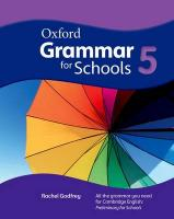 Oxford Grammar for Schools: 5: Student's Book and DVD-ROM