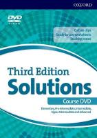 Solutions: Elementary-Advanced (all levels): DVD (Excluding Poland): Leading the way to success 3rd Revised edition