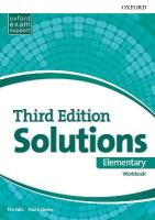 Solutions: Elementary: Workbook 3rd Revised edition