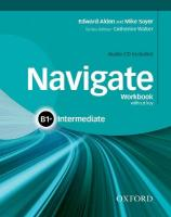 Navigate: B1plus Intermediate: Workbook with CD (without key), Workbook