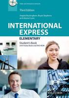 International Express: Elementary: Student's Book Pack 3rd Revised edition