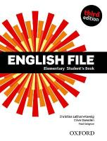 English File: Elementary: Student's Book 3rd Revised edition