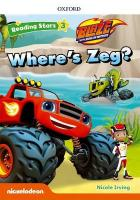 Reading Stars: Level 3: Where's Zeg?