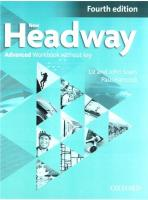 New Headway: Advanced C1: Workbook  without Key: The world's most trusted English course 4th Revised edition