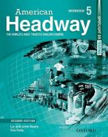 American Headway: Level 5: Workbook 2nd Revised edition, Level 5, Workbook